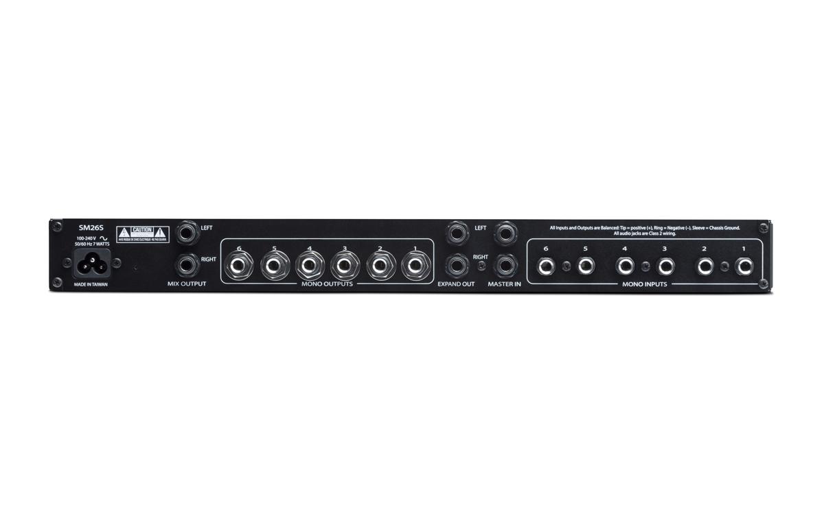 Line Splitter//Mixer RANE SM26S